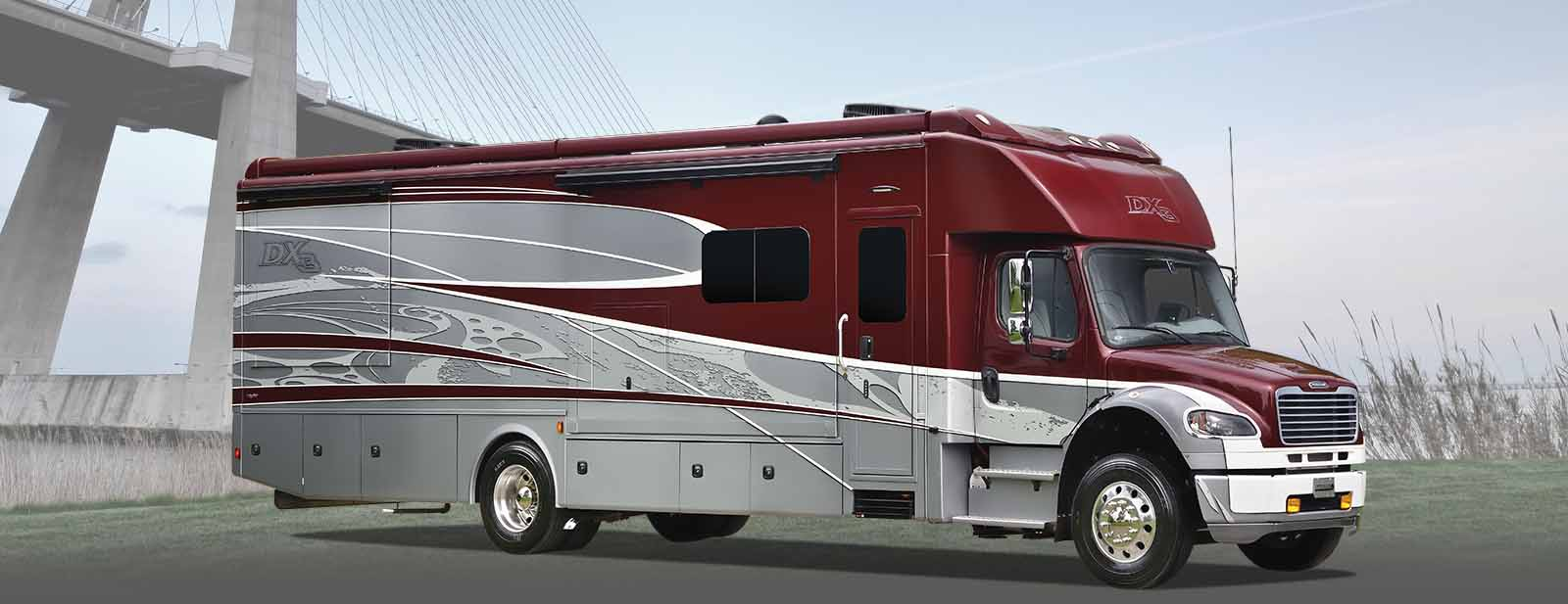 DX3 | Dynamax - Manufacturer of Luxury Class C & Super C Motorhomes