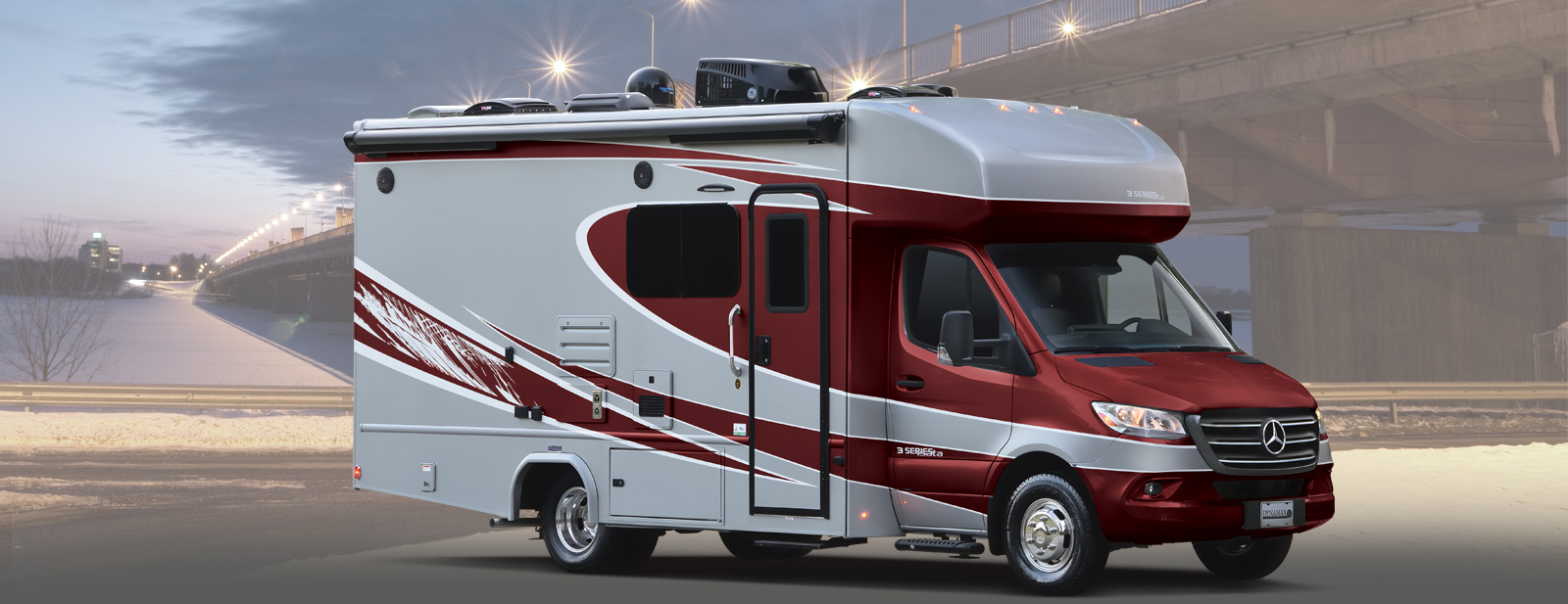 Isata 3 | Dynamax - Manufacturer of Luxury Class C & Super C Motorhomes